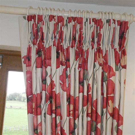 triple pleat curtain heading triple pinch pleat curtain heading