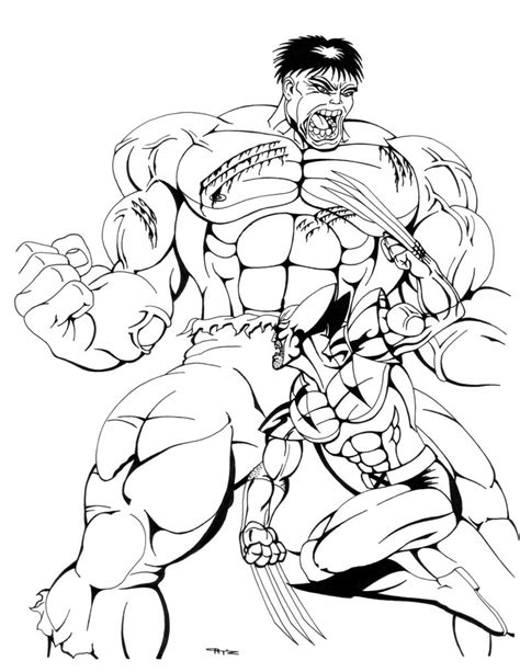 wolverine coloring page vs wolverine coloring pages coloring pages