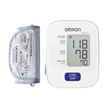 Omron Hem 8712 Blood Pressure Monitor Tensi Meter Digital jual tensimeter omron terbaru branded harga menarik blibli