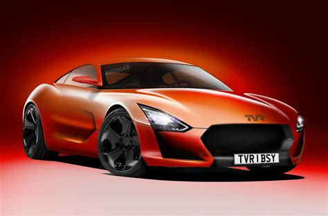 Tvr Sports Car New Tvr Sports Car To Use Gordon Murray S Istream Carbon