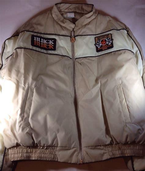 1983 indianapolis 500 buick jacket