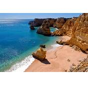 From Praia Da Marinha You Can Take A Boat Trip To See The Many