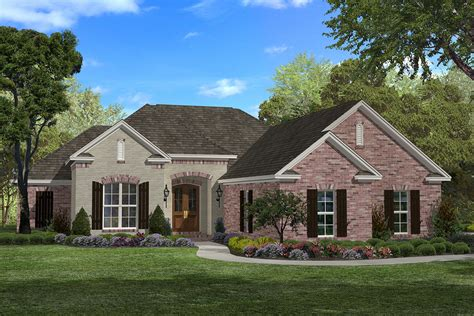 1800 sq ft ranch house plans traditional style house plan 3 beds 2 5 baths 1800 sq ft plan 430 60