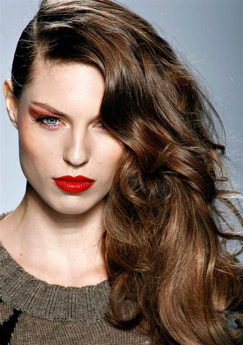 a side part with long hair and a swoop and a cross 15 stylish hairstyles with deep side part pretty designs