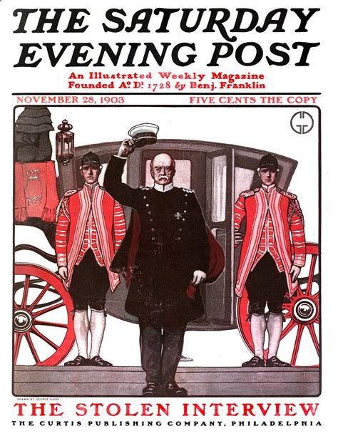 Magazine News Of The Evening by The Saturday Evening Post