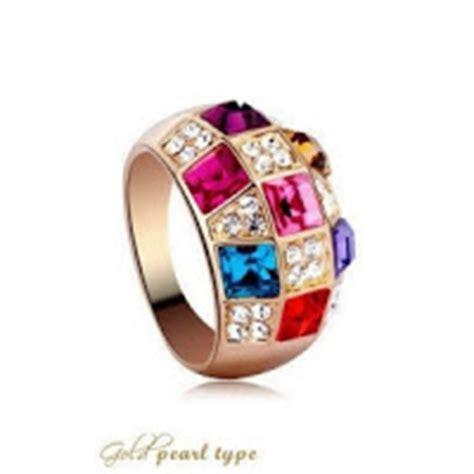Cincin Emas Kuning 70 Untuk Wanita Berat 3 8 Gram Ukuran 12 toko perhiasan wanita perhiasan emas wanita