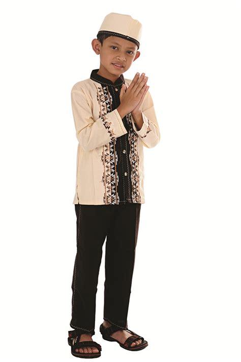 tren baju muslim anak laki laki  perempuan awal