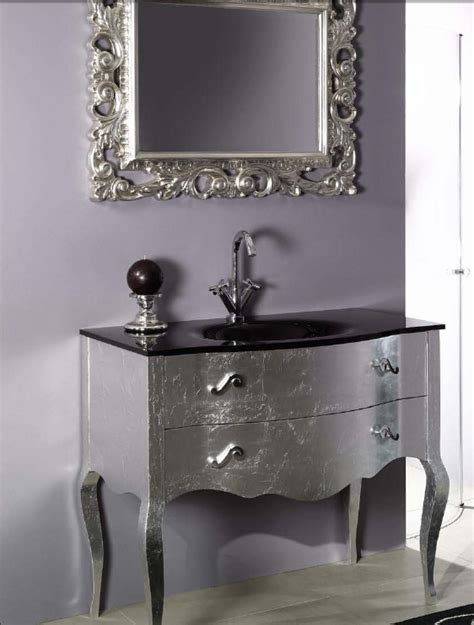 silver bathroom cabinet 4 new bathroom vanities to your appetite abode