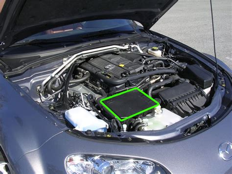 mazda car locator mazda mx5 car battery location abs batteries