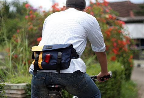 Tas Sepeda Ortlieb cycling messenger bag bike bag cycle bag pannier bag