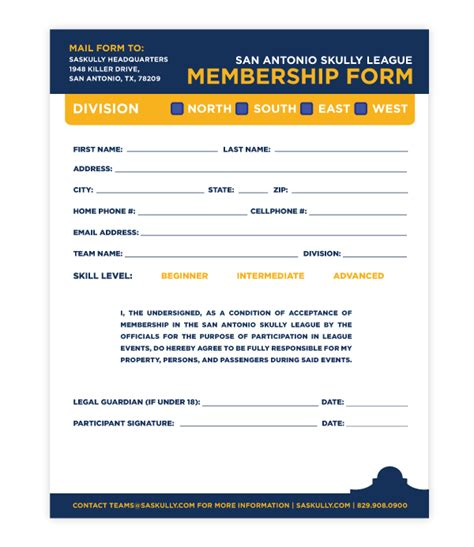 membership brochure template 28 images 35 quality