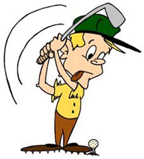 golf swing cartoon swinging golf tips golf information service in