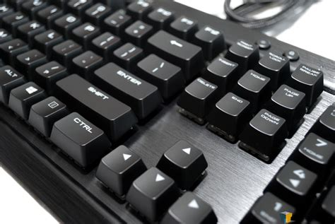 Keyboard Wireless Rapid K 808 a review of the refreshed corsair k70 the k70 rgb rapidfire mechanical gaming keyboard techgage