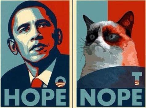Hope Meme - no agenda news hope or nope