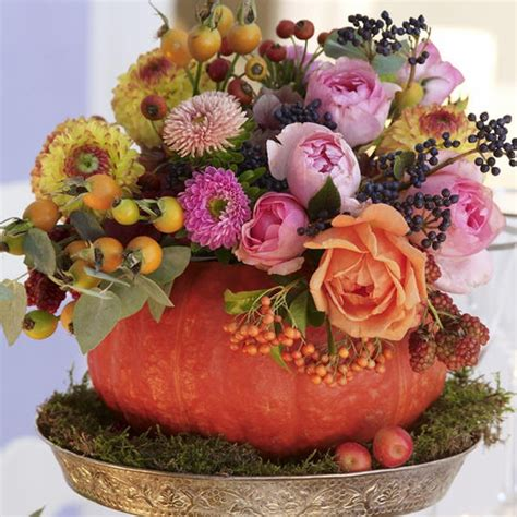 42 amazing flower decorations for a thanksgiving table 42 amazing flower decorations for a thanksgiving table