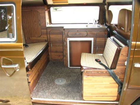 volkswagen vanagon 79 sell used 79 riviera type2 cer vw cmobile