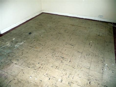 does anyone install carpet over asbestos tiles carpet