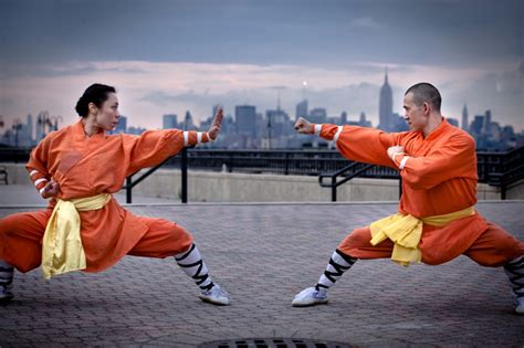 submitting for a new feature with a major kung fu mctv talent agency