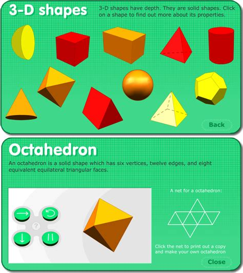 names of shapes and pictures new calendar template site