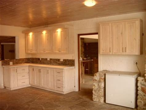 white stained kitchen cabinets white stained pine beach kitchen by art lumberjocks