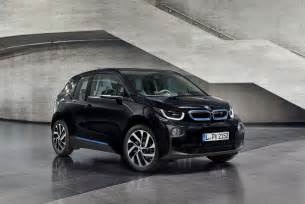 bmw i3 gets new fluid black color