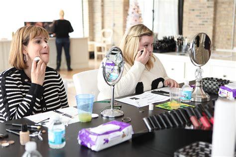 Makeup Class chicago makeup classes