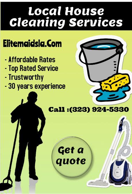 home cleaning services maid services west la south bay