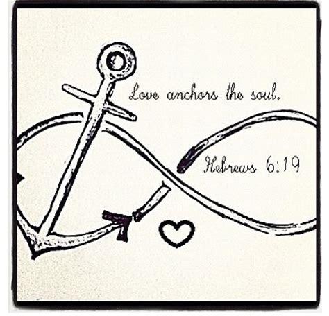 Love Anchors The Soul Nautical - faith and nautical tattoo loving you achors the soul