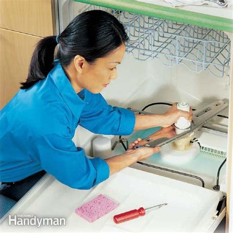 Dishwasher Repairs: How to Repair a Dishwasher ? The