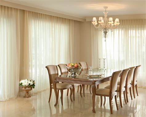 Modern Dining Room Curtains Dands