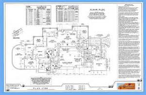 Concrete Floor Plans what s in a good set of house plans randall southwest plans