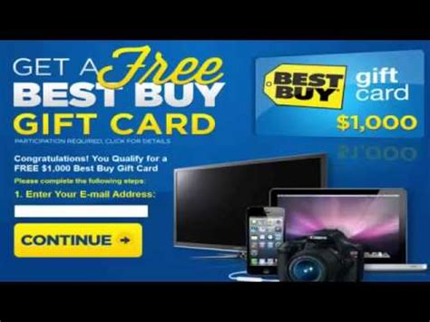 Win A Best Buy Gift Card - win a 1000 best buy gift card this january 2015 youtube