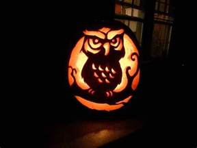 Owl Pumpkin Template by Owl Pumpkin Carving Template Car Interior Design