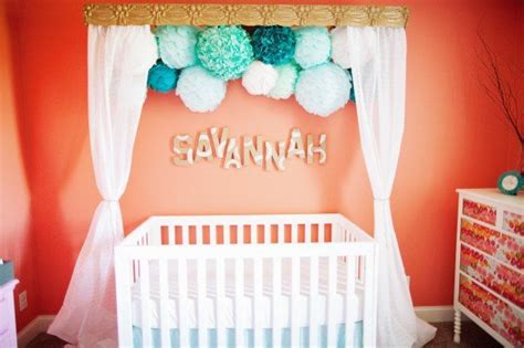 full pink color girl baby room ideas decorate 7 baby girl nursery ideas nursery pom poms nursery and