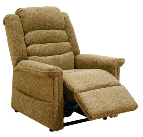 catnapper recliner with heat and massage catnapper soother power lift full lay out chaise recliner