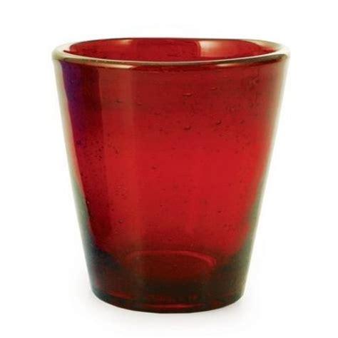 bicchieri rosso bicchiere bollicine cl 25 rosso