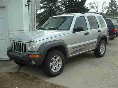 small engine maintenance and repair 2002 jeep liberty on board diagnostic system find used 2002 jeep liberty sport 4x4 3 7l new motor with transferable warranty in caro