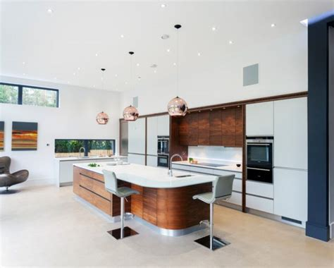 kitchen ideas functional solutions:  super functional ideas for decorating large kitchen