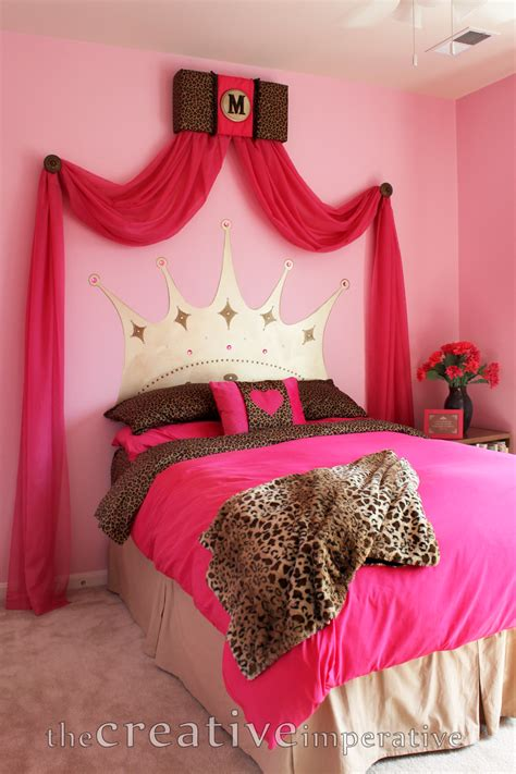 How To Make A Princess Bedroom by Murals By Portfolio