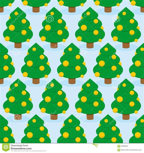 christmas tree new year pattern christmas tree seamless pattern holiday wood ornament