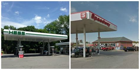 Hess Gas Station Gift Card - major changes coming to utica area gas stations