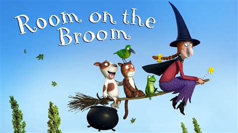 Room On The Broom Animals by One Room On The Broom