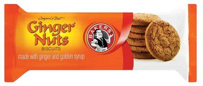 bakers ginger nuts biscuits die spens south african