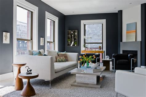 boston contemporary contemporary living room boston