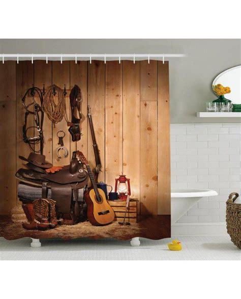 western curtain ideas best 25 western shower curtains ideas on pinterest