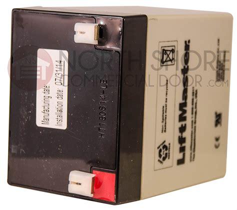 Liftmaster Garage Door Battery Replacement by Liftmaster Garage Door Opener Model 3850 485lm Integrated