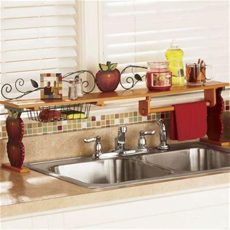 Sink Storage Shelf by Scroll Apple The Sink Shelf From Ginny S 62361