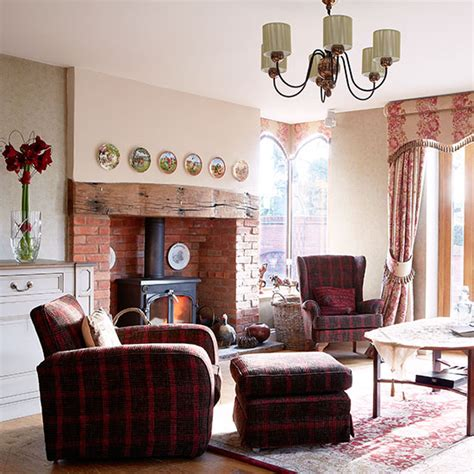 country homes and interiors uk house tour worcestershire cottage ideal home