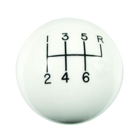 6 Speed Shift Knob by Classic Shift Knob 6 Speed Pattern With 16mmx1 50 Threads Hurstshifters
