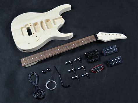 diy guitar kit ibanez rg style diy guitar kit